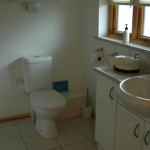Ground floor en-suite bathroom