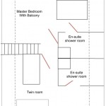 Melbury 1st Floor Plan (Not to Scale)