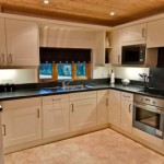 Melbury Chalet Kitchen